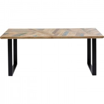 Table Abstract noir 180x90