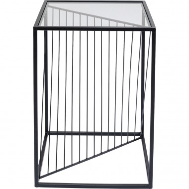 Table d appoint Twisted 40x40cm