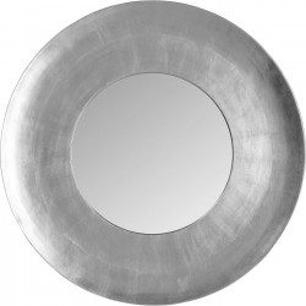Wall Mirror Planet Silver 108cm Kare Design