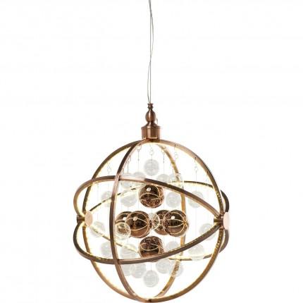 Suspension Universum cuivre LED Kare Design