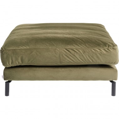 Tabouret Discovery vert olive