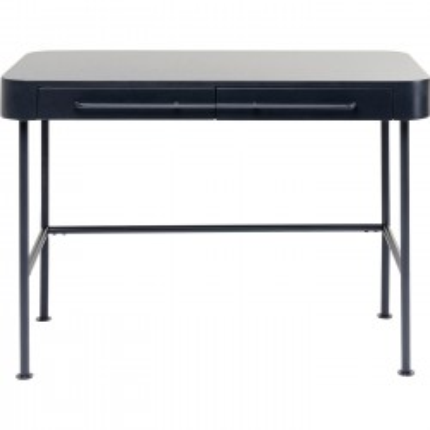 Desk Montieri Anthracite 100x53cm Kare Design