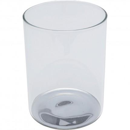 Verre à eau Electra argenté 11cm