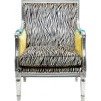 Fauteuil Regency Zebra Kare Design