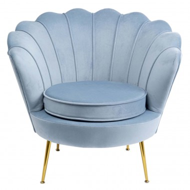 Fauteuil Water Lily aqua
