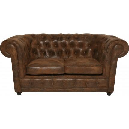 Sofa Oxford 2-Seater Vintage Econo Kare Design