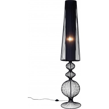 Floor Lamp Swing Iron Uno Kare Design