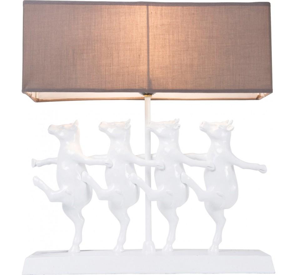 Table Lamp Dancing Cows Kare Design