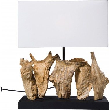 Lampe de Table Nature Vertical Kare Design