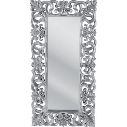 Mirror Italian Baroque Silver 180x90 Kare Design