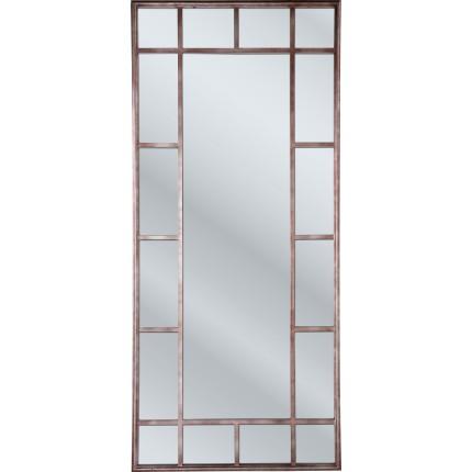 Mirror Window Iron 200x90cm Kare Design