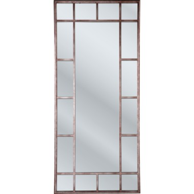 Miroir Window Iron 200x90cm Kare design