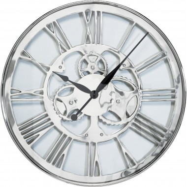 Wall Clock Gear Ø60cm Kare Design