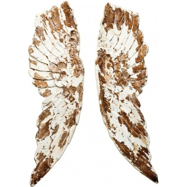 Wall Decoration Antique Wings Kare Design