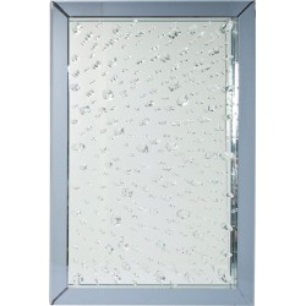 Miroir Raindrops 120x80 cm Kare Design