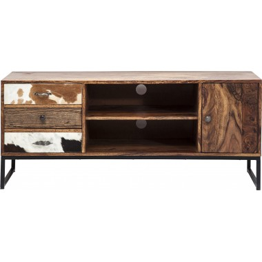 TV Console Rodeo 1 Door 3 Drw Kare Design