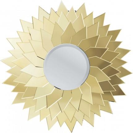 Mirror Sunflower Round Ø120cm Kare Design