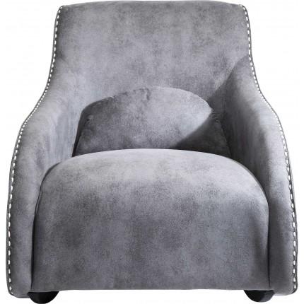 Rocking Chair Swing Ritmo Vintage Grey Kare Design