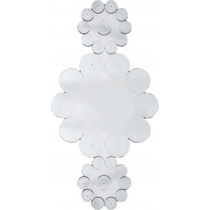Mirror Ice Flowers 194x102cm Kare Design