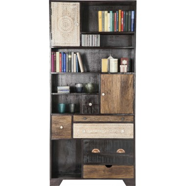 Shelf Finca 2 Doors 6 Drw Kare Design