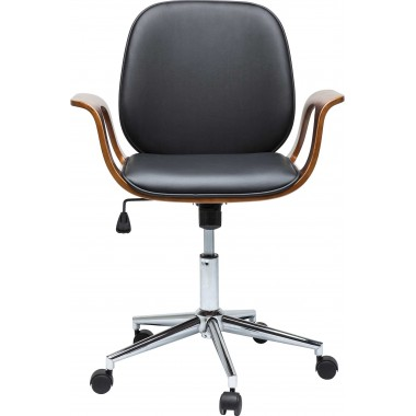 Office Chair Patron Walnut Kare Design