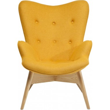 Armchair Angels Wings Yellow Econo Kare Design