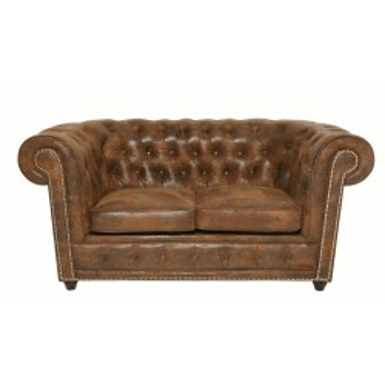 Sofa Cambridge 2-Seater Vintage econo Kare Design