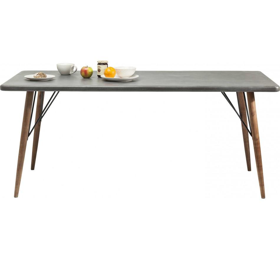 Table X Factory 180x90 cm Kare Design
