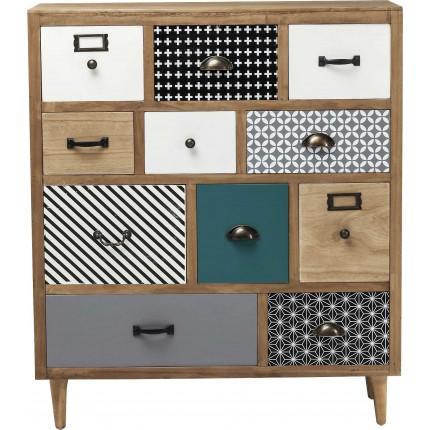 Dresser Capri 11Drw Kare Design