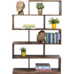 Authentico Shelf Zick Zack 150x100cm Kare Design