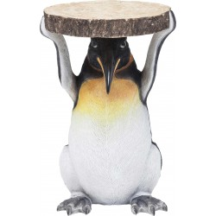 Side Table Animal Mr. Penguin Ø33cm Kare Design