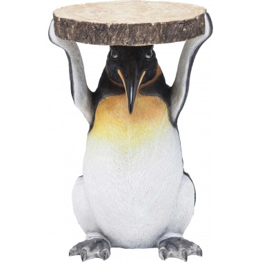 Side Table Animal Mr. Penguin Ø33cm Kare Design