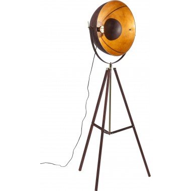 Floor Lamp Welcome Rusty Kare Design