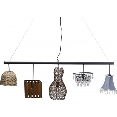 Pendant Lamp Parecchi Art House 150cm Kare Design