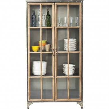 Display Cabinet  Kontor 97cm Kare Design