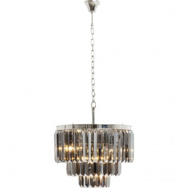 Pendant Lamp Smoky Lounge Round Kare Design