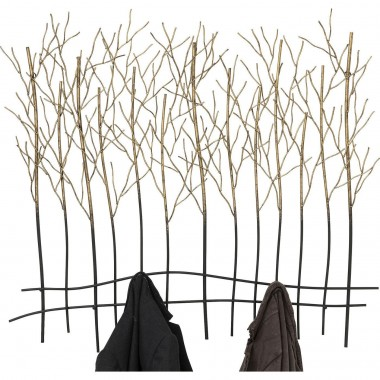 Coat Rack Bush Kare Design
