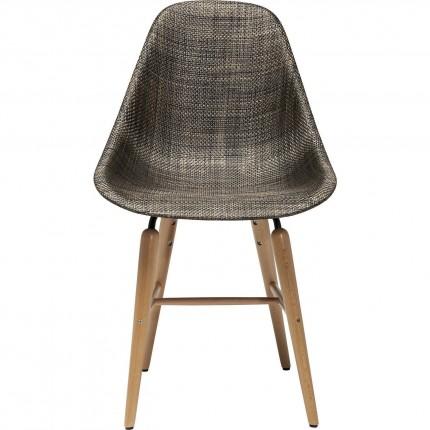 Chair Forum Wood Brown Kare Design