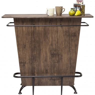 Bar Lady Rock Walnut Kare Design