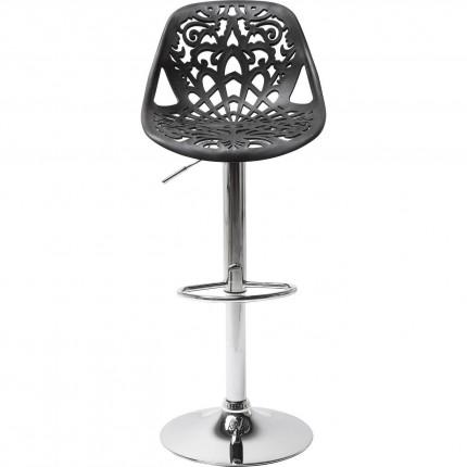 Bar Stool Ornament Black Kare Design