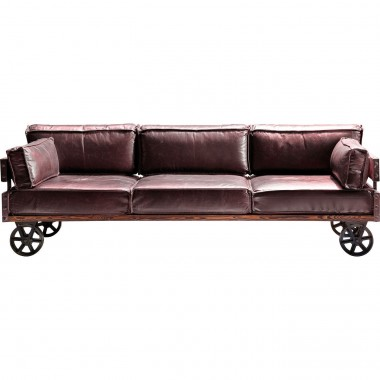 Sofa Railway 3-Seater Kare Design