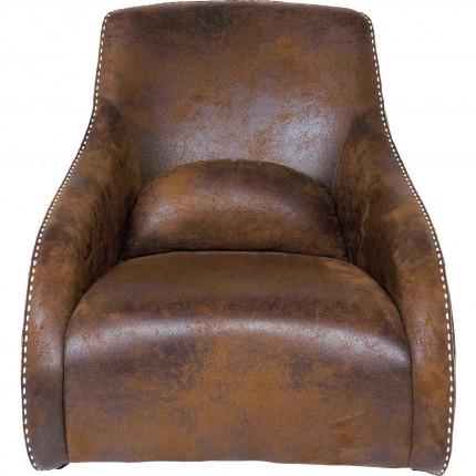 Fauteuil à bascule Rocking Chair Swing Ritmo Vintage Kare Design