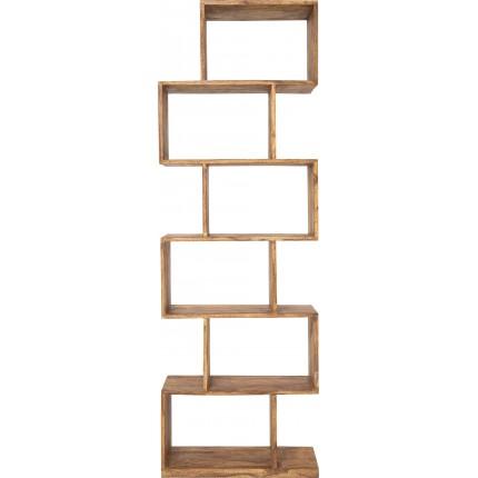 Authentico Shelf Zick Zack 180cm Kare Design