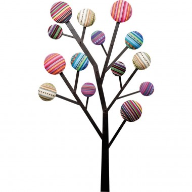 Coat Rack Bubble Tree Kare Design
