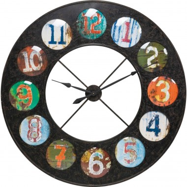 Wall Clock Vintage Colore Ø119 Kare Design