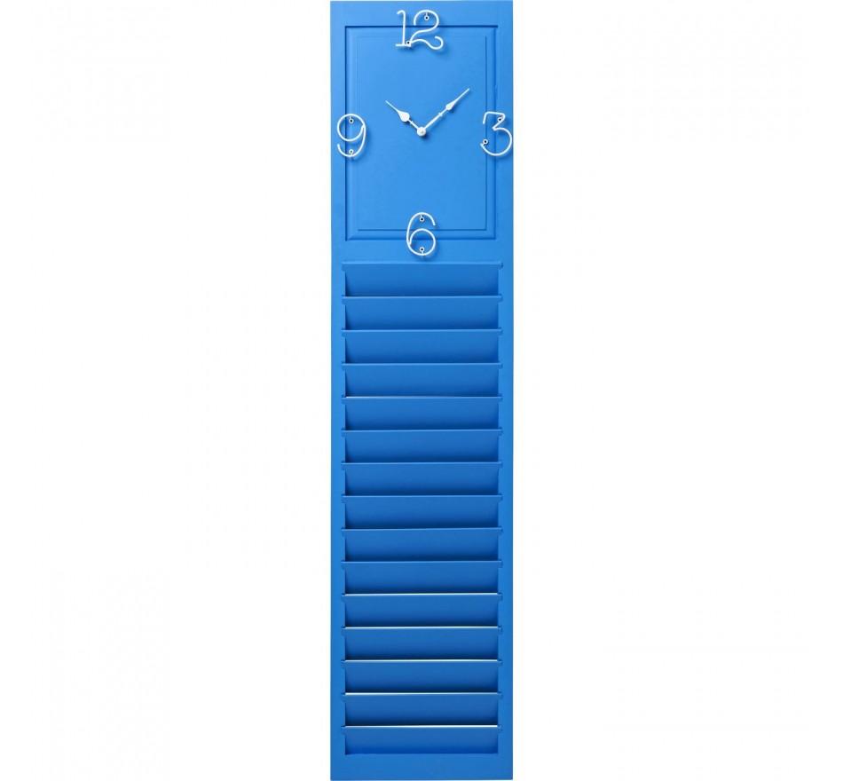 Wall Clock Lamello Santorini Kare Design