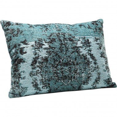 Cushion Kelim Pop Turquoise 60x40cm Kare Design