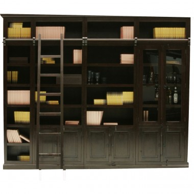 Cabana Library element with doors Kare Design
