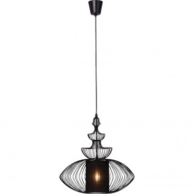 Pendant Lamp Swing Iron Oval Kare Design