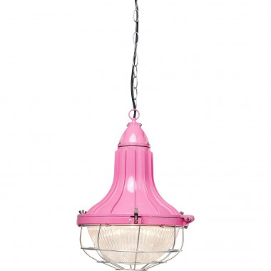 Pendant Lamp Cellar Pink Kare Design